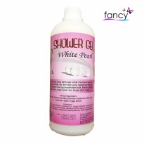 ACL Shower Gel Botol 1000ml White Pearl (Sabun Mandi Cair)