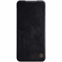 Case Xiaomi Redmi Note 9 Pro Nillkin Qin Leather Flip - Black