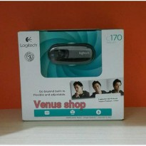 LOGITECH WEBCAM C170 / CAMERA C 170 BERGARANSI