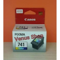 CANON TINTA CL741 COLOR / INK CL 741 WARNA ORIGINAL