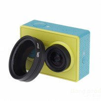 CPL Filter Lens Accessory 37mm for Xiaomi Yi - Black