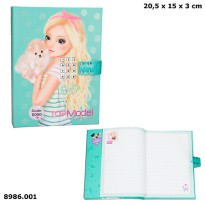 TOPModel TM 8986 TOPModel Diary With Code, Motive 2