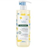 Klorane Bebe Baby Gentle Cleansing Gel 500ml