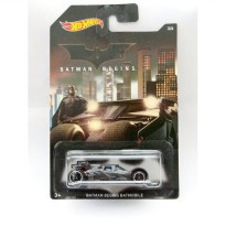 Hotwheels Batman Series Batman Begins Batmobile