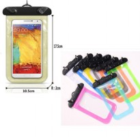 Kantong Sarung Anti Air Waterproof Bag Smartphone Handphone Cover Case