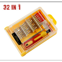 Obeng Set 32 In 1 Tools hp Handphone Laptop Komputer jam
