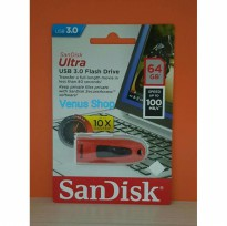 SANDISK FLASHDISK ULTRA 64GB CZ48 USB 3.0 FLASH DISK ULTRA 64 GB CZ 48