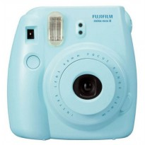 Fujifilm Instax Polaroid Camera Mini 8S - Biru