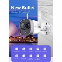 CCTV Wifi IP Camera Dahua IMOU New Bullet Full HD