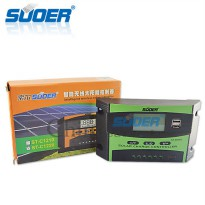 Solar Charge Controller Pwm 12v 20a Suoer