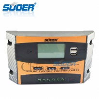 Solar Charge Controller Pwm 12v 10a Suoer ST