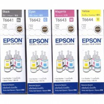 Tinta Epson T6644 Yellow