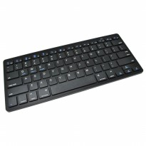 Ultra Slim Bluetooth Keyboard for iOS Android PC