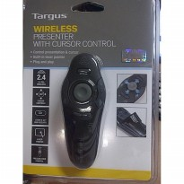 Targus AMP17AP - Wireless Presenter with Laser Pointer