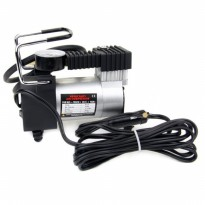 Pompa Ban Mobil / Mini Heavy Duty Air Compressor with Real 100 PSI