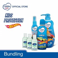 Cussons Kids X Carex Hand Sanitizer Bundling