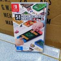 Nintendo Switch Clubhouse Games 51 Worldwide Games