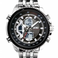 Jam Tangan / SKMEI Casio Men Sport LED Water Resistant 50m - AD0993