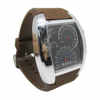 LED Watch Digital Speedometer