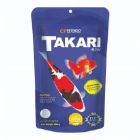 CPPETINDO Takari Fish Food 2mm Mix - 500gr