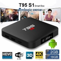 Android TV BOX T95 S1 RAM 2GB ROM 16GB Android 7.1