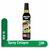 Master Kids Spray Cologne BEN-10 100 ml