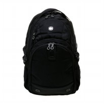 Swiss Gear Tas Laptop Backpack Hitam
