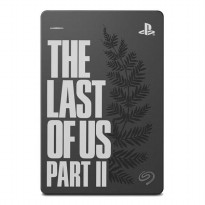Seagate 2TB Game Drive PS4 External Hard Drive Last Of Us Part II