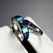 Cincin Couple / Tunangan / Nikah - CR 0010