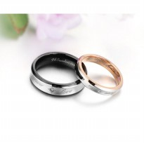 Cincin Couple / Tunangan / Nikah - CR 0014