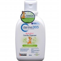 Derma365 Baby Gentle Cleanser 250ml