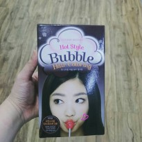 Etude House Hot Style Bubble Hair Coloring BR 03 Dark Choco Tone Down
