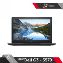 Dell G3 15-3579 [Ci5-8300H, 4GB, 1TB+128GB, Nvidia 4GB, Windows 10, Black]