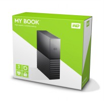 WD My book 3TB Personal Storage - Hardisk External