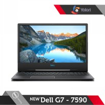 Dell G7 15-7590 [Ci7-9750H, 16GB, 512GB, Nvidia RTX-2070 8GB, Windows 10]