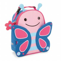 Skip Hop Zoo Lunchies Bag Butterfly