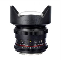 Samyang 14mm T3.1 VDSLR Lensa Kamera for Nikon