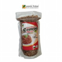Beras Organik Cempo Merah 1 Kg Healthy  Natural Products