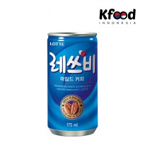 Lotte lets be mild coffee 175ml
