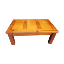 PANAWOOD - Meja Kopi Klasik / Classic Coffee Table - Square Model