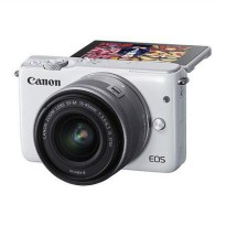 EOS M10 18MP DIGIC 6 Hybrid CMOS