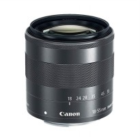 Canon EF-M 18-55mm f-3.5-5.6 IS STM Lensa Kamera