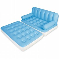 Bestway Comfort Quest Double Airbed Sofa Angin Multi Fungsi