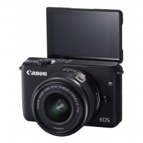 EOS M10 18MP DIGIC 6 Hybrid CMOS Black