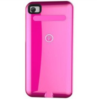 [holiczone] Duracell Powermat RCA4P1 Wireless Charging Case for iPhone 4 / 4S - Standard P/311810