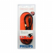 Philips Extension Cable Stereo M-F 1.5m - SWA2528W