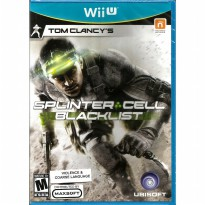 [Nintendo Wii U] Tom Clancy's Splinter Cell: Blacklist