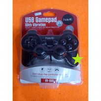 HAVIT USB GAMEPAD WITH VIBRATION HV-669