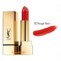 YSL ROUGE PURE COUTURE SATIN RADIANCE LIPSTICK 50