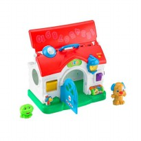 FP163 Fisher Price Laugh & Learn Puppy's Activity Home